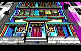 Manhunter 2: San Francisco DOS The temple