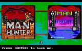 "Manhunter 2: San Francisco DOS A bit of inter-game references - unfortunately, ""Manhunter: London"" (the Tower Bridge screenshot) was never made"