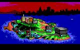 Manhunter 2: San Francisco DOS Alcatraz Island