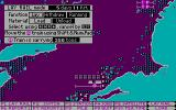 Railroad Empire DOS Lay Rail Mode - Map I America (CGA)