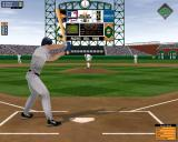 Microsoft Baseball 2001 Windows Throwing a pitch