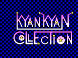 Kyan Kyan Collection FM Towns Title screen