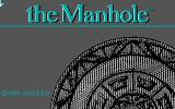 The Manhole DOS Title Screen