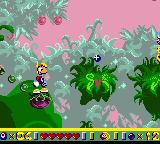 Rayman Game Boy Color Next jump