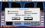 Orbiter Atari ST Mission selection