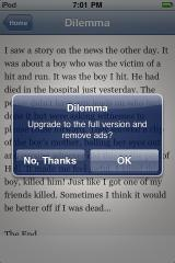 Dilemma iPhone The game's hidden revenue model, revealed!