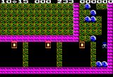Super Boulder Dash Apple II Boulder Dash II: watch out for the squares of doom!