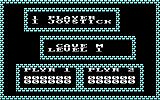 Super Boulder Dash PC Booter Boulder Dash II: set up the game (CGA)