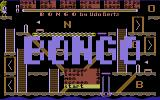 Bongo Commodore 16, Plus/4 Options and game start screen