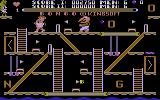 Bongo Commodore 16, Plus/4 Being chased on level 2