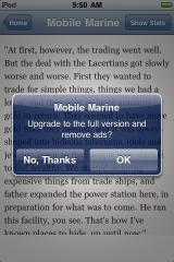 Mobile Armored Marine iPhone The business model reveals itself!
