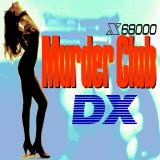 Murder Club Sharp X68000 Title screen