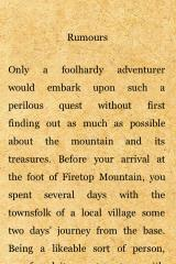Fighting Fantasy: The Warlock of Firetop Mountain iPhone Introduction