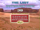 Lost Dutchman Mine 3D Windows Title screen