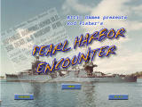 Pearl Harbor Encounter Windows Title screen