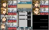Power Dolls 2 Dash PC-98 Team selection