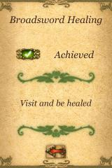 Fighting Fantasy: City of Thieves iPhone Achievements!