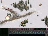 Dominion: Storm Over Gift 3 Windows Combat in snow terrain.