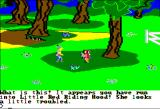 King's Quest II: Romancing the Throne Apple II As if...