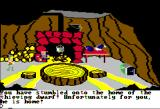 King's Quest II: Romancing the Throne Apple II The dwarf is trouble. Get out of there fast