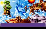 Goblins Quest 3 DOS Islands in the sky