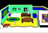 King's Quest II: Romancing the Throne Apple II Grandma's house