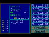 Record of Lodoss War: Haiiro no Majo FM Towns Item management