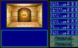 Record of Lodoss War II: Goshiki no Maryū PC-98 Another dungeon - in front of a door