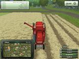 Farming Simulator 2013 Windows Harvesting