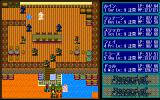 Lodoss-Tō Senki: Fukujinzuke 2 PC-98 Mid-level battle in a tavern