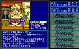 Lodoss-Tō Senki: Fukujinzuke 2 PC-98 Here you can acquire some items before going into the dungeon