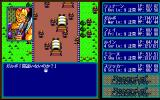 Lodoss-Tō Senki: Fukujinzuke 3 PC-98 Mid-level battle on the road