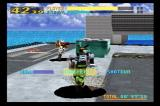 Cyber Troopers Virtual On SEGA Saturn Fighting