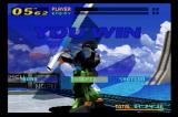 Cyber Troopers Virtual On SEGA Saturn That was only the first fight
