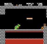All Night Nippon Super Mario Bros. NES Bowser's still around