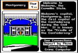 Where in the U.S.A. Is Carmen Sandiego? Apple II Montgomery, AL