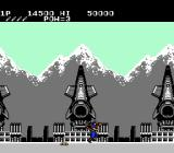 Rush'n Attack NES Rocket Launch Area