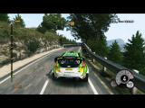 WRC 3: FIA World Rally Championship Windows Starting a special stage in Spain.