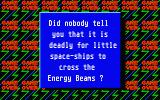 Beam Atari ST Now that you tell me it sounds like a good advice