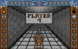 Castle Warrior Atari ST Starting level one