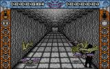 Castle Warrior Atari ST Ouch! It's not healthy to walk too close to the wall