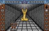 Castle Warrior Atari ST That's one big enemy