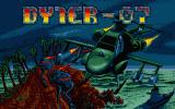 Dyter-07 Atari ST Title screen