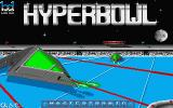 Hyperbowl Atari ST Title screen