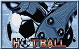 Hotball Atari ST Title screen