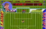 Hotball Atari ST That was almost a goal