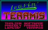 Leavin' Teramis Atari ST Title screen