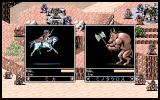 Shangrlia 2 PC-98 A new type of unit: winged horse! This big dude has too much health, though...
