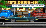 Street Rod Amiga The King doesn't want to race with you. Not yet!