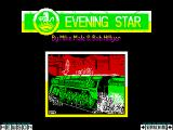 Evening Star ZX Spectrum Title screen
